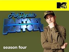 Rob Dyrdek's Fantasy Factory Season 4 [HD]