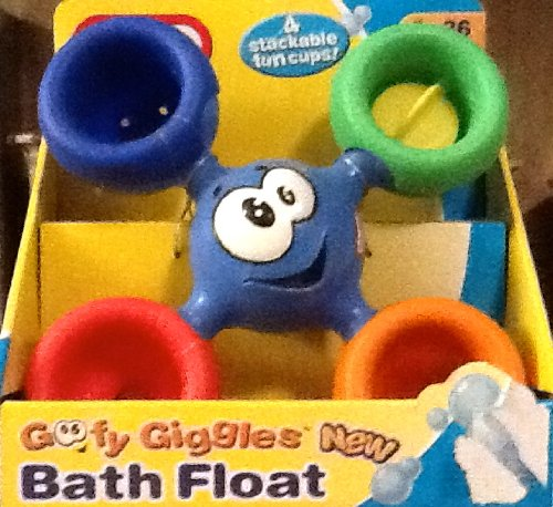 Little Tikes Goofy Giggles Bath Float - 1