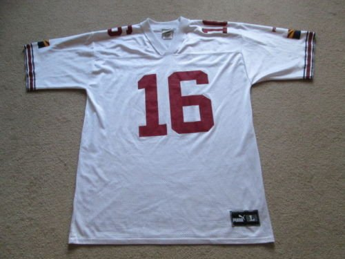 US-Sports Vintage Arizona Cardinals NFL American Football Jersey - Plummer #16 Mens Large