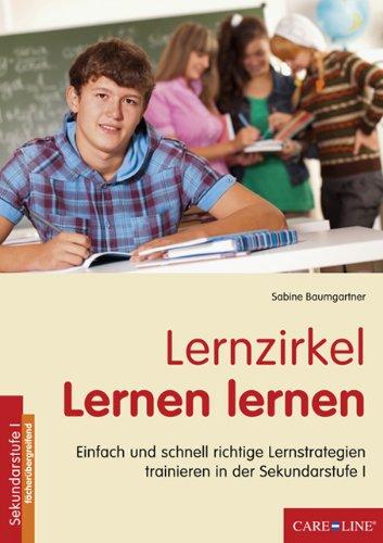 Lernzirkel Lernen lernen: Einfach und schnell effektive Lernstrategien trainieren, Buch