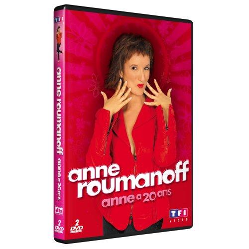 Anne Roumanoff : Anne a 20 ans