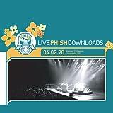 LivePhish 04/02/98
