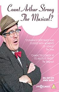Count Arthur Strong - The Musical? (DVD)
