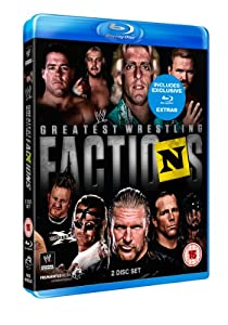 WWE: Wrestling's Greatest Factions [Blu-ray]