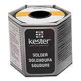 KESTER SOLDER 24-6337-0027 Solder Wire, 63/37 SN/PB, 183°C, 1LB
