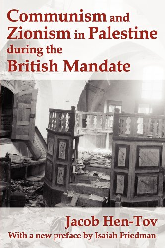 Communism and Zionism in Palestine during the British Mandate PDF
