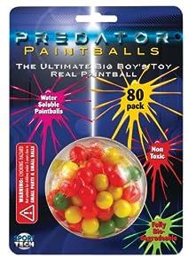 Predator 80 Paintball Refills from Paladone