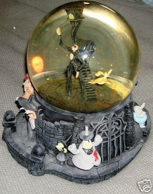 jack skellington snow globes westland eternal love nightmare before christmas