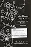 Critical Thinking, seventh edition: An Introduction to the Basic Skills