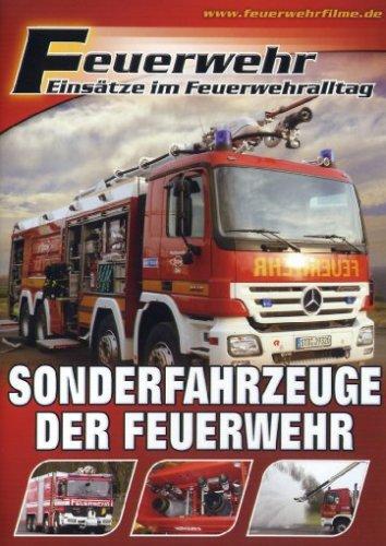 Feuerwehr - Sonderfahrzeuge der Feuerwehr