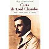 Carta de lord chandos (Centellas (olañeta))
