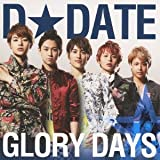 GLORY DAYS[CD+DVD][通常盤A]