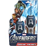 Marvel Avengers Walkie Talkies - Capt...