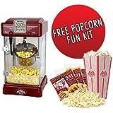FunTime FT2518SK 2.5-Ounce Rock'n Popper Hot Oil Popcorn Machine