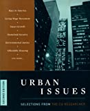 img - for Urban Issues: Selections from the Cq Researcher (Urban Issues (CQ Press)) book / textbook / text book