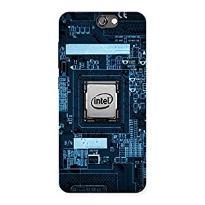 Ajay Enterprises Motherboard Print Design Back Case Cover for HTC One A9
