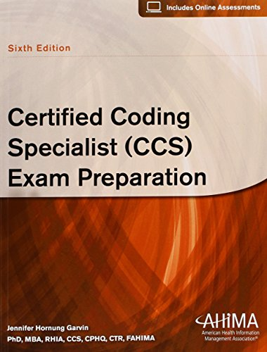 certified-coding-specialist-ccs-exam-preparation