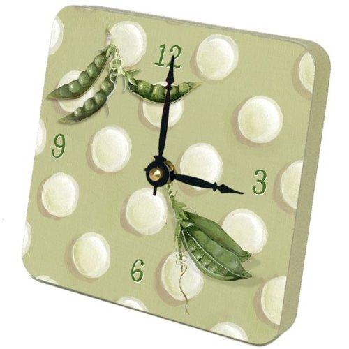 Lexington Studios 23031Tt Peapod Tiny Times Clock