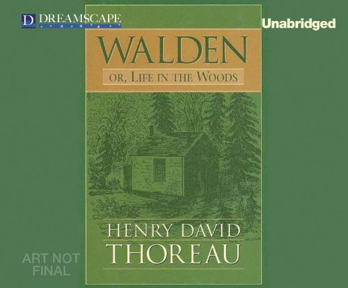 walden or life in the woods essays