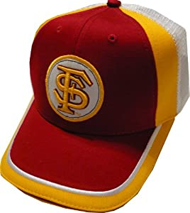 Florida State Seminoles Trucker Mesh Adjustable Hat by The Game by The Game