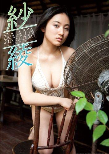 紗綾 2013カレンダー