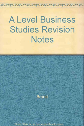 business studies 3 revision Business studies revision quizzes - master listing btec national business unit 3 revision flashcards teacher of business studies 7 days left to apply.