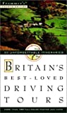 img - for Frommer's Britain's Best-Loved Driving Tours by Roy Woodcock (1999-02-25) book / textbook / text book