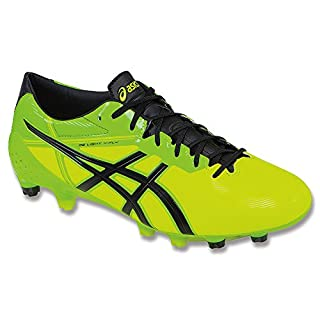 ASICS Men's Ds Light X-Fly 2 MS Soccer Shoe,Flash Yellow/Black,9 M US