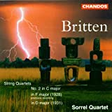 String Quartet F Major / String Quartet D Major
