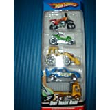 Hot Wheels 5 Car Gift Pack - Dirt Track Race