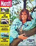 PARIS MATCH [No 1099] du 30/05/1970 -...