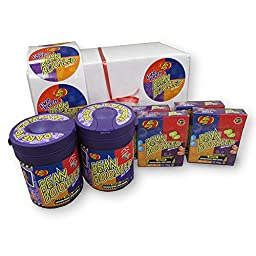 Beanboozled Gift Box Including 2 Dispensers, 4 Refill Boxes, 12 Stickers