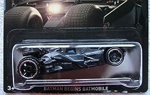 Hot Wheels, Batman 2015, Batman Begins Movie Batmobile Exclusive Die-Cast Vehicle #3/6