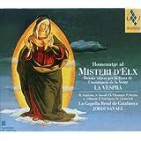 Homenatge Al Misteri D'elx-La Vespra