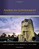 img - for American Government: Institutions and Policies, Brief Version book / textbook / text book