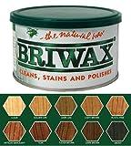Briwax Original Furniture Wax 16 Oz - Dark Brown