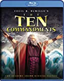 Ten Commandments [Blu-ray] [1956] [US Import]