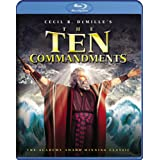The Ten Commandments (Two-Disc Special Edition) [Blu-ray] ~ Charlton Heston