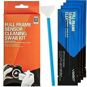 Buy Vsgo Full Frame Dslr Slr Camera Sensor Cleaning Swab