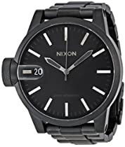 Nixon Chronicle Stainless Steel Mens Watch A1981028