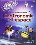 L'astronomie et l'espace - Autocollan...