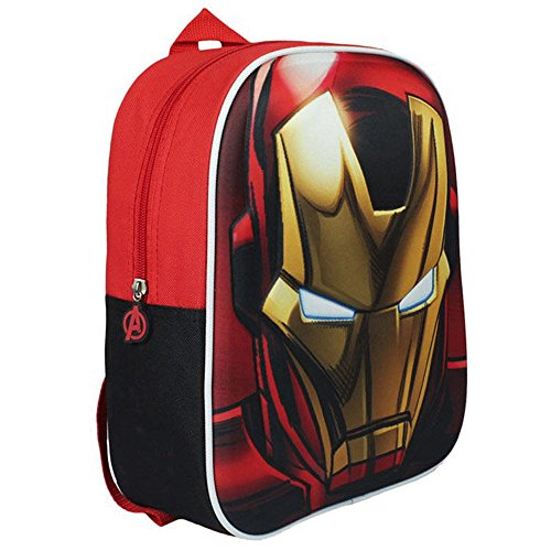 Avengers - Zainetto Iron Man 3D
