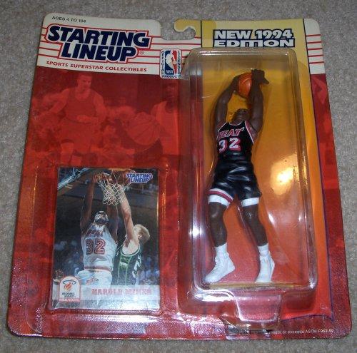 1994 Harold Miner NBA Starting Lineup