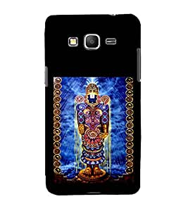 printtech Lord God Balaji Back Case Cover for Samsung Galaxy Grand Prime G530h