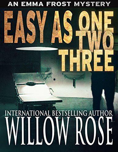 Easy As One Two Three by Willow Rose ebook deal