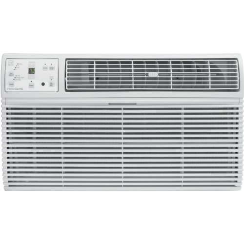 Frigidaire 12,000 BTU 115V Inclusive of-the-Wall Air Conditioner with Temperature Sensing Remote Control