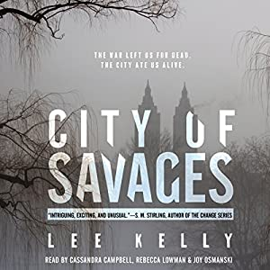 City of Savages Audiobook
