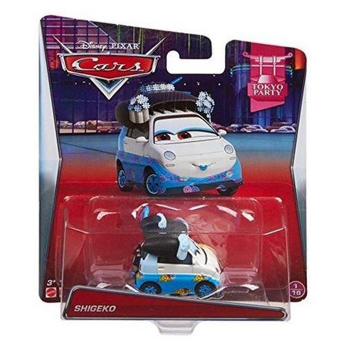 Disney/Pixar Cars Tokyo Party Shigeko No. 1/10 Diecast Vehicle - 1