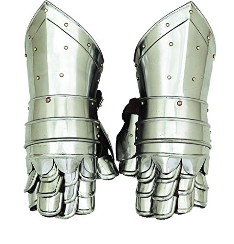 Metal Armour Hand Gloves