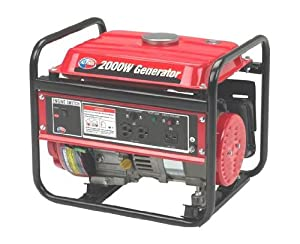 Good All Power America APG3014 2,000 Watt 4 Stroke Gas Powered Portable Generator  Best Price